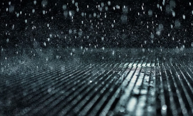 Zur Lautstärke von Blechdächern bei Regen und Wind