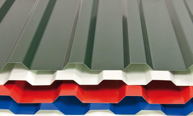Blechdach Farbe: In welchem Farbton soll ein Dach erscheinen?