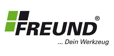 Freund Spenglerwerkzeug Logo