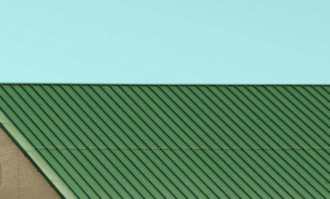 Dachneigungen bei Blechdächern